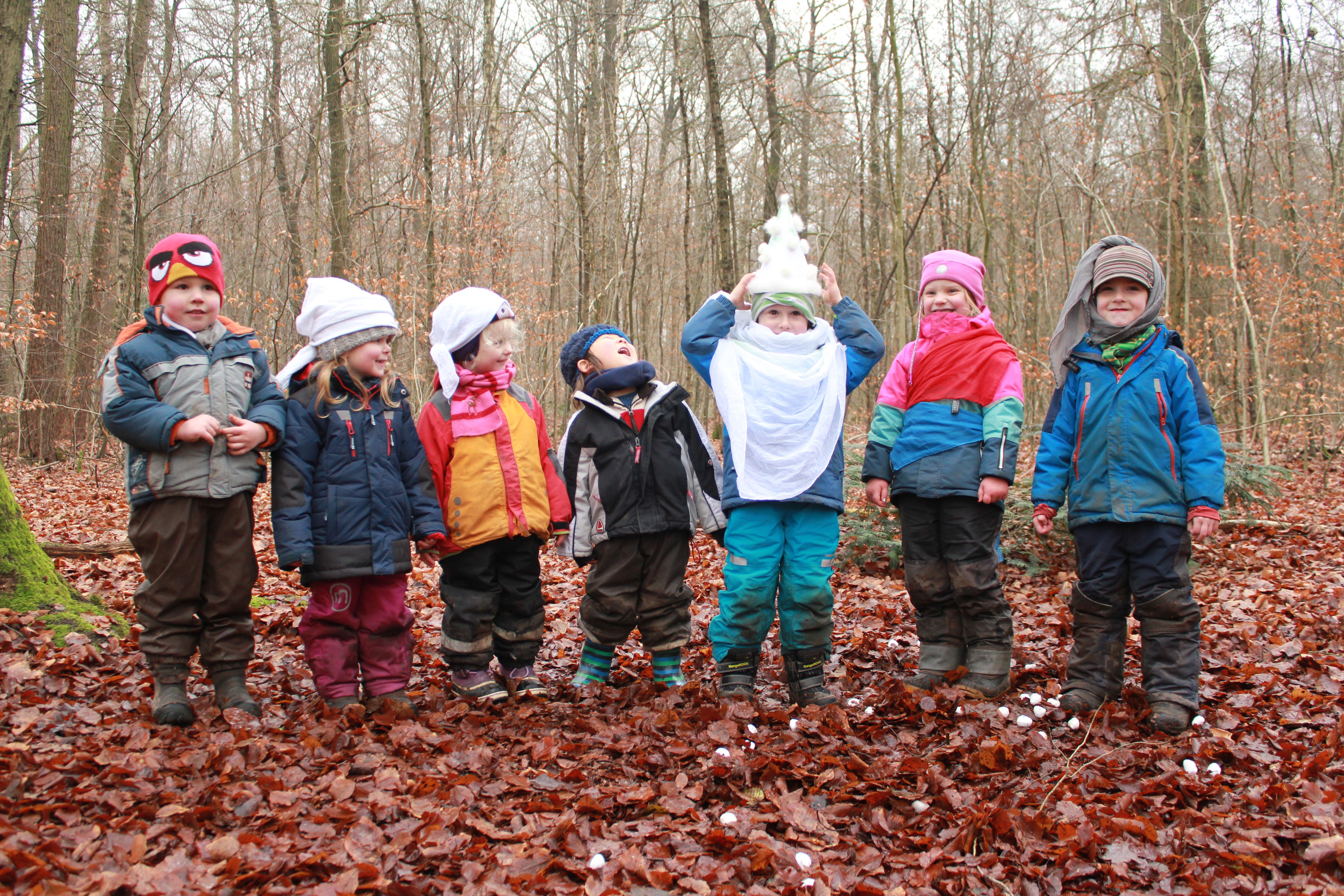 waldameisen_waldkindergarten_berne_weihnachtstheater